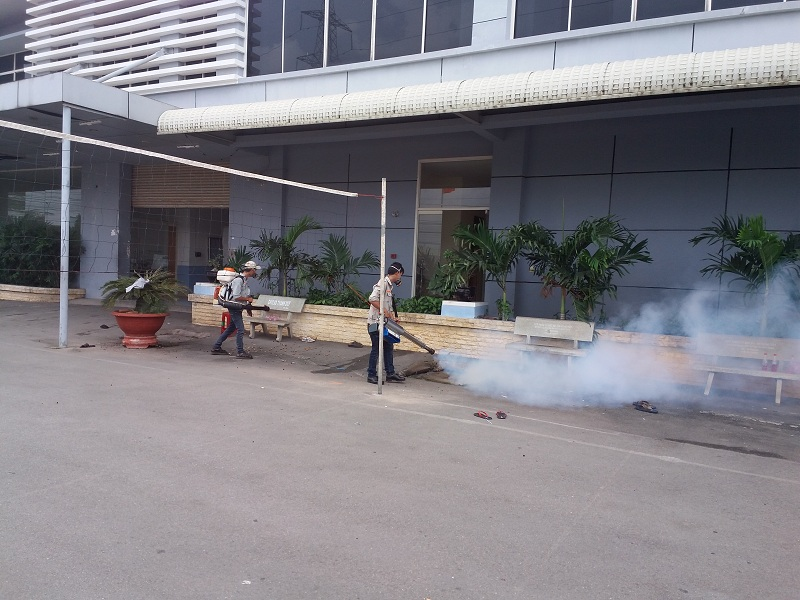 Dịch vụ diệt côn trùng tại thủ đô Hà Nội