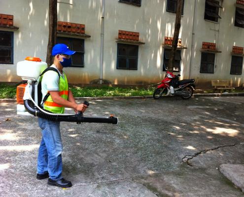Dịch vụ diệt côn trùng tại Bà Rịa - Vũng Tàu