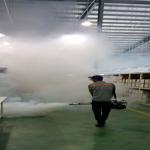 Kiểm soát côn trùng cho kho hàng của nhà máy Logistick – Bình Dương