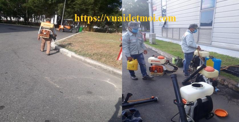 Công ty phun diệt muỗi tận gốc Bắc Giang