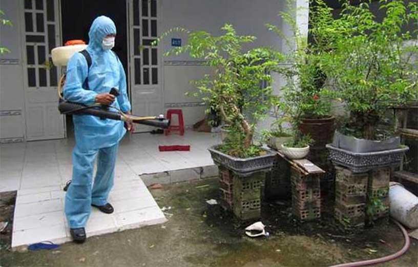 diệt muỗi Thái Nguyên