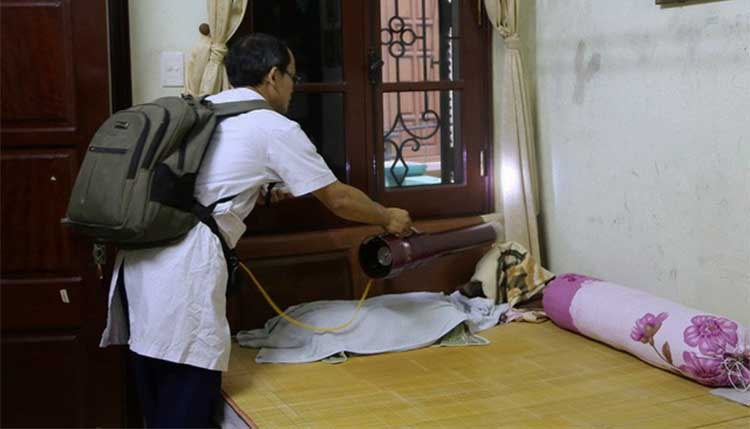 diệt bọ chét tại Thành phố Hồ Chí Minh